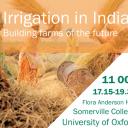 Irrigation in India (11/10/2018)