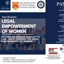 legal empowerment of women