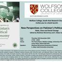 new perspectives on pakistans political economy oxford