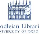 bodleian libraries logo blue