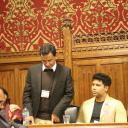 george speaking in parliament