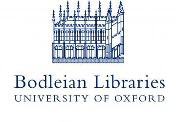 bodleian libraries logo blue