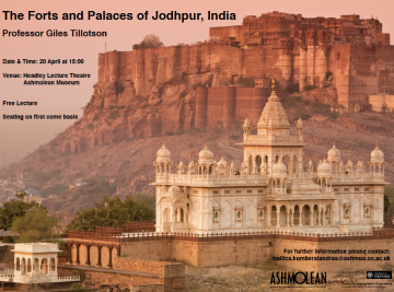 the forts and palaces of jodhpur india